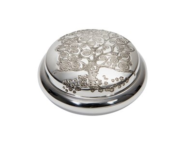 Tree of life tree Pewter trinket box