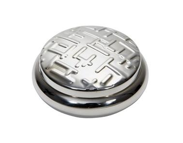 Metropolitan pewter trinket box