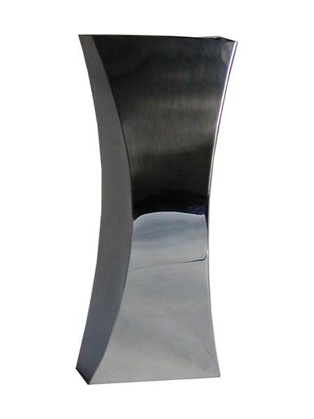 Tango Pewter Vase by Catherine Tutt