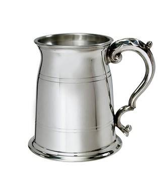 Standard Old london 1 pint pewter Tankard