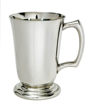 Loxley 1 pint pewter Tankard