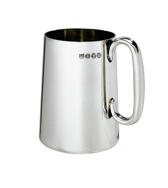 Imperial 1 pint Pewter Tankard