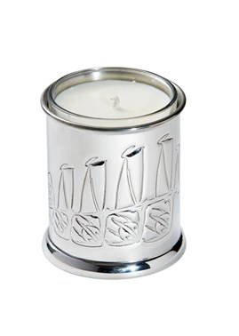 Knox pewter candle votive