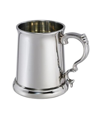 Half Pint Vanguard Pewter Tankard
