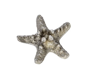 cast pewter Starfish ornament