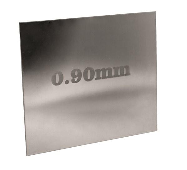 0.90 pewter sheet 610mm x 305mm /  2ft x 1ft