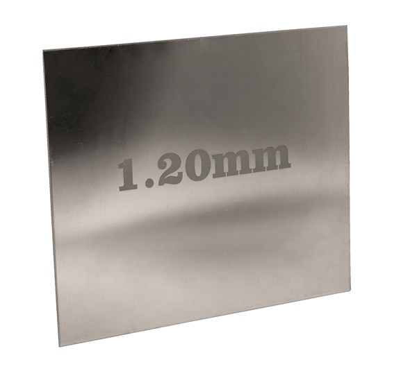 1.20 pewter sheet 610mm x 305mm /  2ft x 1ft