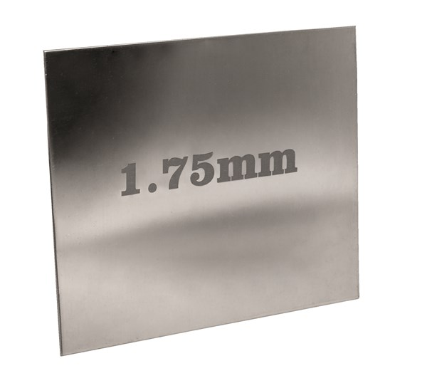 1.75 pewter sheet 610mm x 305mm /  2ft x 1ft