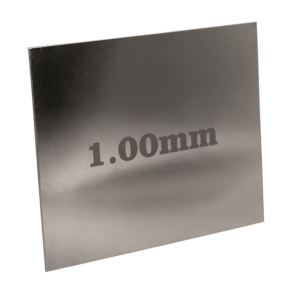 1.00 pewter sheet 610mm x 305mm /  2ft x 1ft
