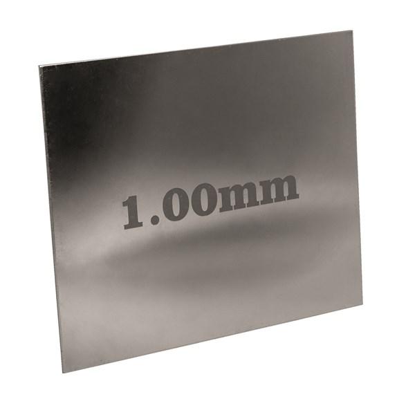 1.00 pewter sheet 610mm x 305mm /  2ft x 1ft