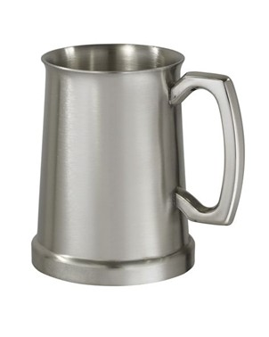 Half Pint Hereford X Range Heavy Pewter Tankard