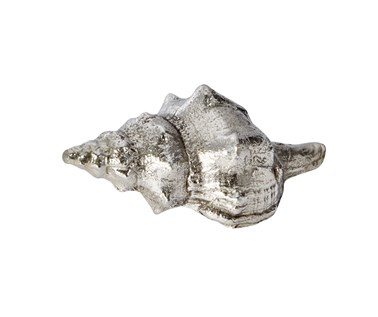 cast Pewter Tulip Shell ornamnet
