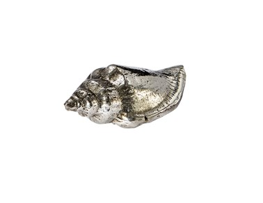 Cast Pewter Small Sea Snail ornament
