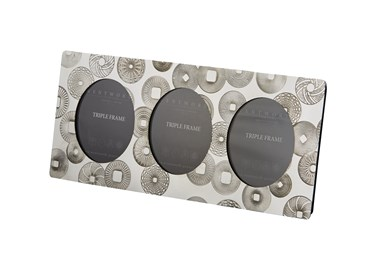 Millstones Triple picture frame