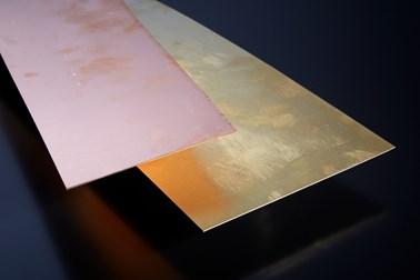 Copper Sheet 0.9mm Gauge