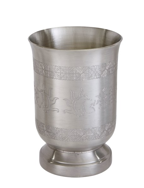 Medieval Hunting Scene Drinking Cup