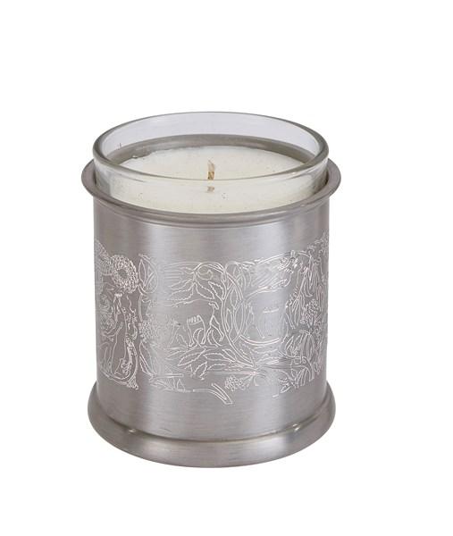 Viking Design Candle Votive