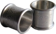 Medieval Cast Pewter Antique Finish Napkin Rings