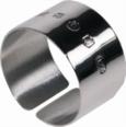 Sterling silver napkin ring
