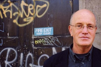 Author Talk with Iain Sinclair at West Dean College