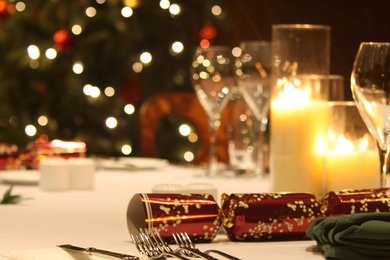Christmas Dining At West Dean College