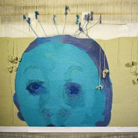 Pat Taylor: Blue Head