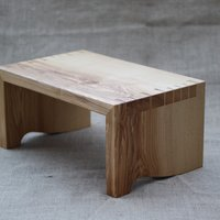 Daniel Pateman Dovetailed Stool Course at West Dean College