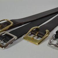 nner_Jeremy_Bonner_make your own leather belt a taster day course at West Dean College