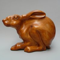 Peter Clothier: hare