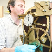 Malcolm Archer - Subject Leader, Clocks (and Related Objects)