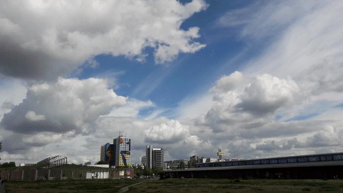 das aktuelle Wetter in Berlin