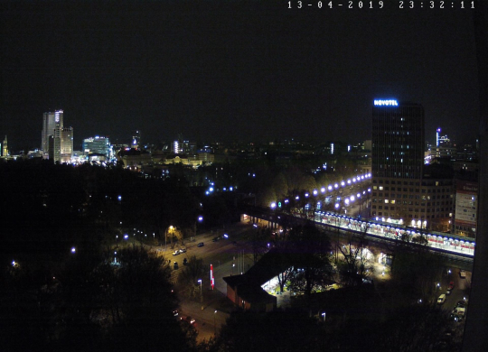 Webcam Berlin-Tiergarten in SW Richtung