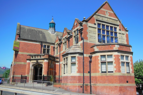 Carnegie Library Exterior