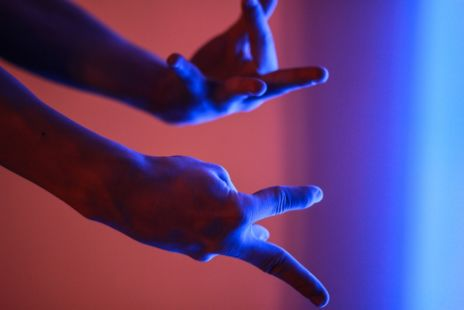 Hands Sign Language