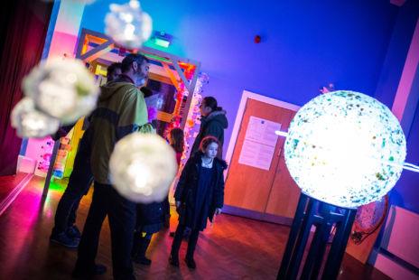 East Durham Creates Art Exhbition Installation View