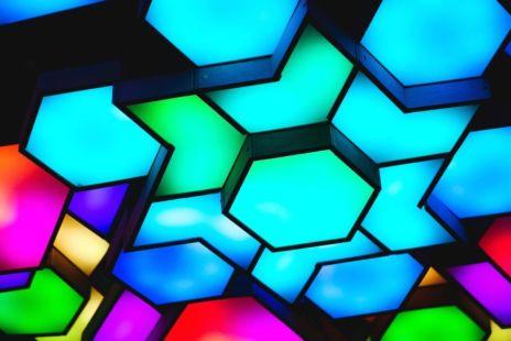 Multicoloured Lights
