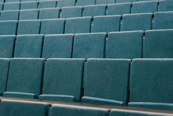 Aquamarine Theatre Seats