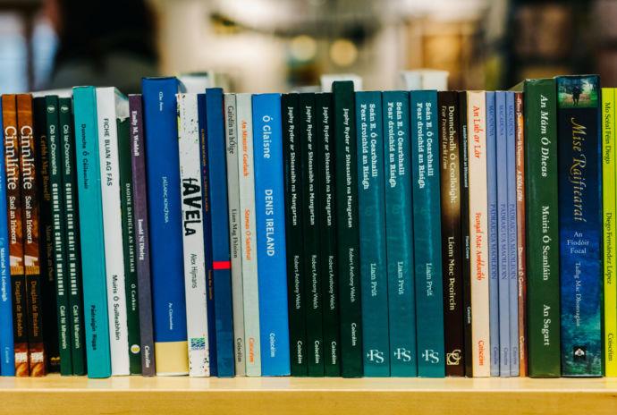 Books As Gaeilge