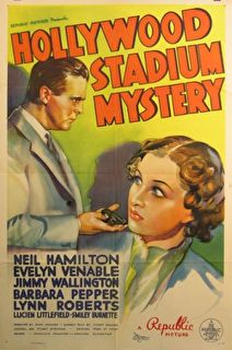 Hollywood Stadium Mystery Cover
