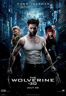 The Wolverine Cover