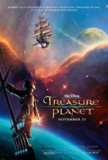 Treasure Planet Cover