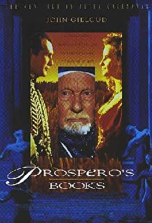 Prospero's Books Cover