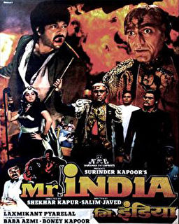 Mr. India Cover