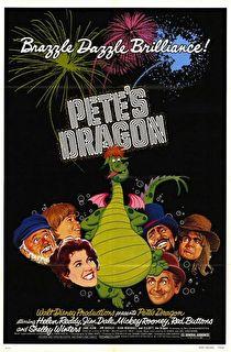 Pete's Dragon Cover