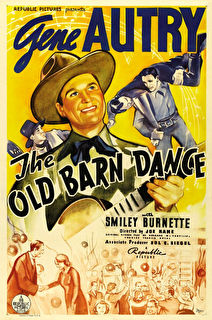 The Old Barn Dance Cover