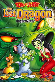 Tom and Jerry: The Lost Dragon Cover
