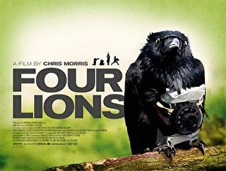 Four Lions Cover