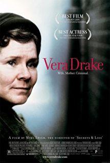 Vera Drake Cover