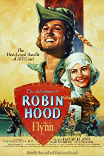 The Adventures of Robin Hood Cover