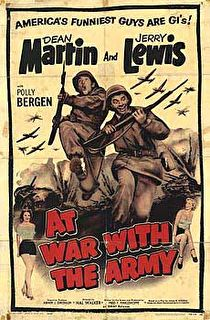 At War with the Army Cover